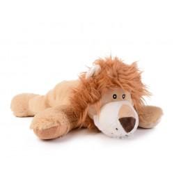 Plyšák - Plyšá lev, velikost cca 40cm, 100% polyester, velice příjemný na dotek