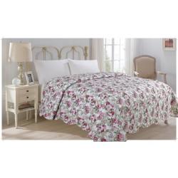 Přehoz na postel 220x240 varianty - Přehoz přes postel dvoulůžko vzor Romance