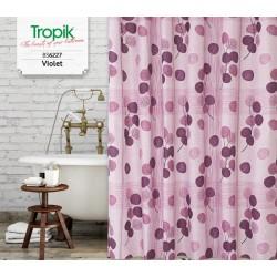 Koupelnový závěs 180x200 cm 100% Polyester - vzor 6227 FI