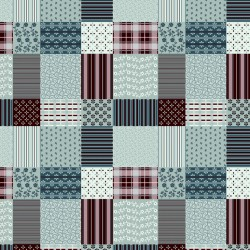 Ubrusovina PVC s textilním podkladem - vzor 445.1