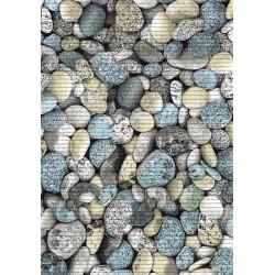 Aqua-mat koupelnová rohož šíře 65 cm - vzor 29-1