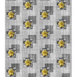 Aqua-mat koupelnová rohož šíře 65 cm - vzor 441-4