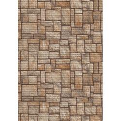 Aqua-mat koupelnová rohož šíře 65 cm - vzor 584-2