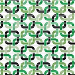 Dekomarin koupelnová rohož šíře 65 cm - vzor 204C