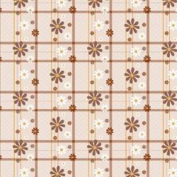 Ubrusovina PVC s textilním podkladem - vzor 1044-2
