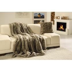 Exkluzivní deka 150x200 cm - vzor imitace vlk