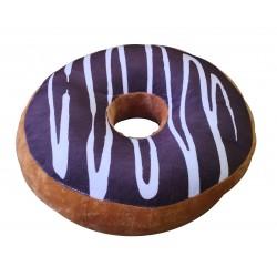 Polštářek Donut - vzor poleva