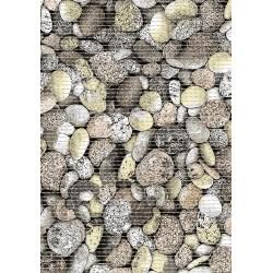 Aqua-mat koupelnová rohož šíře 130 cm - vzor 29-2