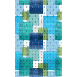Aqua-mat koupelnová rohož - vzor 447-3