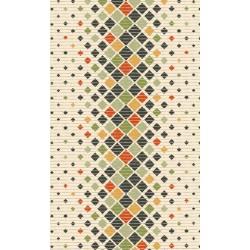 Aqua-mat koupelnová rohož šíře 65 cm - vzor 460-3