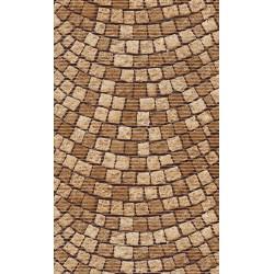 Aqua-mat koupelnová rohož šíře 65 cm - vzor 579-2