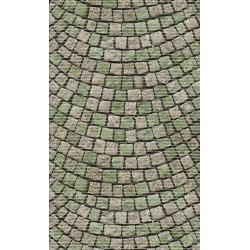 Aqua-mat koupelnová rohož šíře 65 cm - vzor 579-4