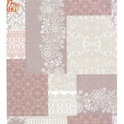 Ubrusovina PVC s textilním podkladem - vzor 116.3