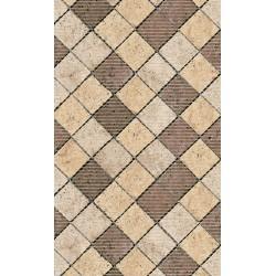 Aqua-mat koupelnová rohož šíře 65 cm - vzor 418-1