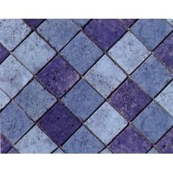 Ubrusovina PVC s textilním podkladem - vzor 641-3