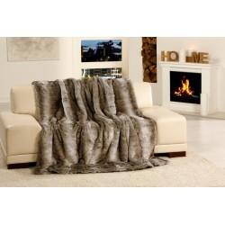 Exkluzivní deka 150x200 cm - vzor imitace medvěd Kodiaq