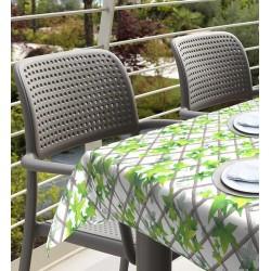 Ubrusovina PVC s textilním podkladem - vzor 106.1