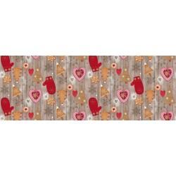 Ubrusovina PVC s textilním podkladem - vzor 151.1