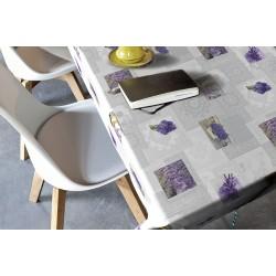 Ubrusovina PVC s textilním podkladem - vzor 530.1