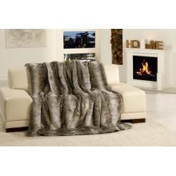 Exkluzivní deka 150x200 cm - vzor imitace sob