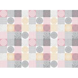Ubrusovina PVC s textilním podkladem - vzor 208.2