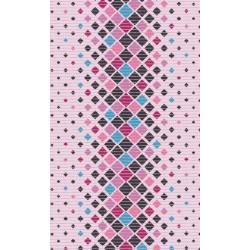 Aqua-mat koupelnová rohož šíře 65 cm - vzor 460-4