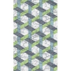 Aqua-mat koupelnová rohož šíře 65 cm - vzor 4029-3
