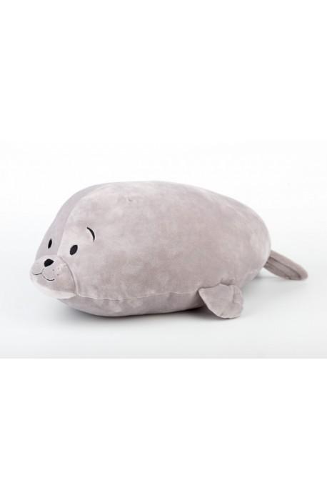 Plyšák - tuleň - šedý