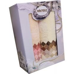 Dárkový set ručníků 2ks - vzor Hera