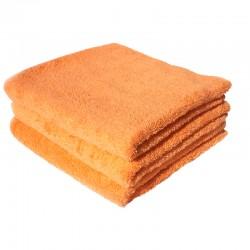 Ručník 50x90 cm - oranžový