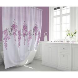Koupelnový závěs 180x200 cm 100% Polyester - vzor 7359