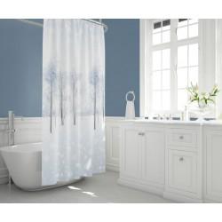 Koupelnový závěs 180x200 cm 100% Polyester - vzor 8759