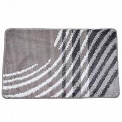 Koupelnová předložka Alanis 1ks - šedý vzor