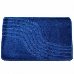 Koupelnová předložka 1ks - modrá