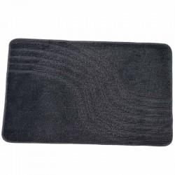 Koupelnová předložka 1ks - tmavě šedá - antracitová