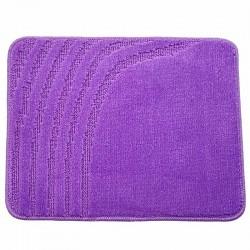 WC předložka - fialová
