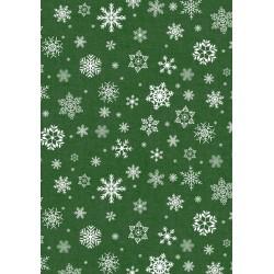 Ubrusovina PVC s textilním podkladem - vzor 1096-4