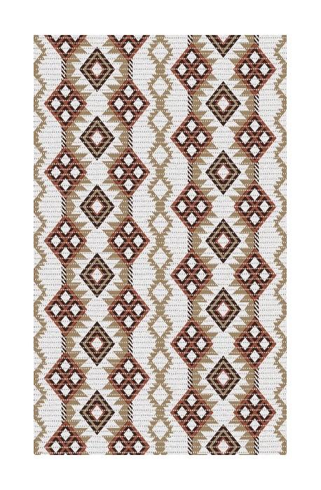 Aqua-mat koupelnová rohož šíře 65 cm - vzor 4002-1