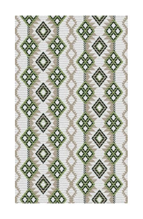 Aqua-mat koupelnová rohož šíře 65 cm - vzor 4002-3
