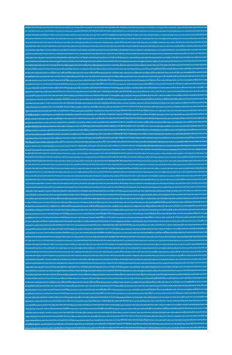 Aqua-mat koupelnová rohož šíře 65 cm - vzor 406-8