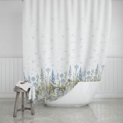 Koupelnový závěs 180x200 cm 100% Polyester - vzor 2558