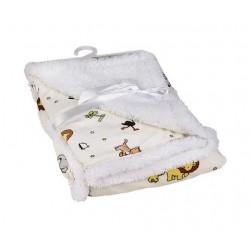 Dětská deka Baby - vzor ZOO