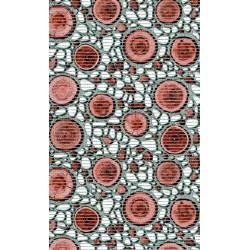 Aqua-mat koupelnová rohož šíře 65 cm - vzor 4036-1