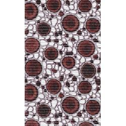 Aqua-mat koupelnová rohož šíře 65 cm - vzor 4036-2