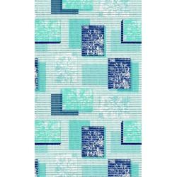 Aqua-mat koupelnová rohož šíře 65 cm - vzor 4040-3