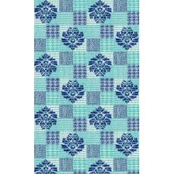 Aqua-mat koupelnová rohož šíře 65 cm - vzor 4042-2
