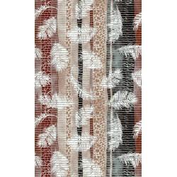 Aqua-mat koupelnová rohož šíře 65 cm - vzor 4049-2