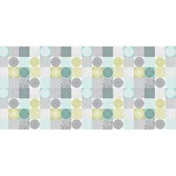 Ubrusovina PVC s textilním podkladem - vzor 208.3
