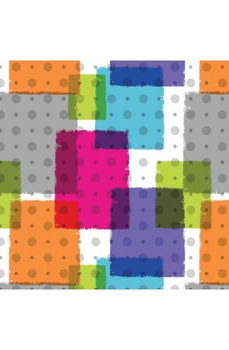 Ubrusovina PVC s textilním podkladem - vzor 731-1