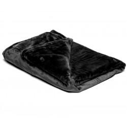 Deka mikrovlákno 150x200 cm - černá